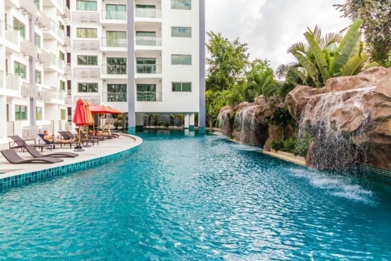 Club Royal Wongamat - 2 Bedrooms For Sale  - Condominium - Na Kluea -