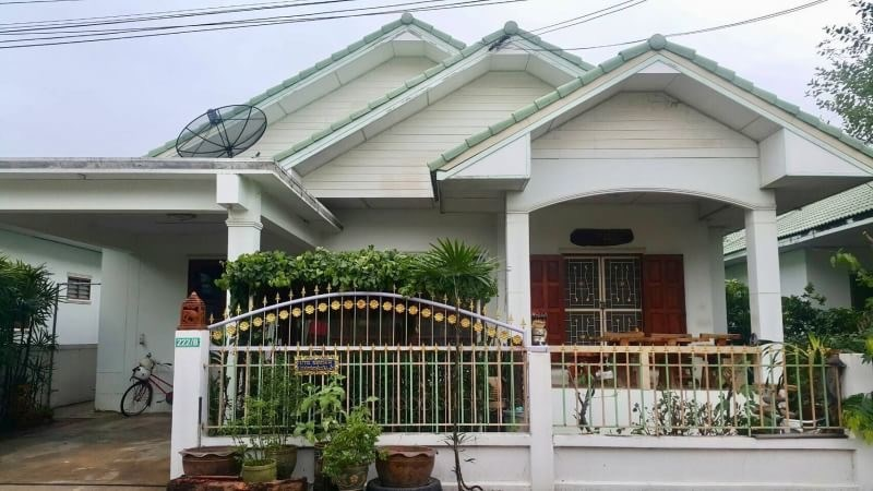 Navy House Village - 3 BR House For Sale - House - Bang Saray -