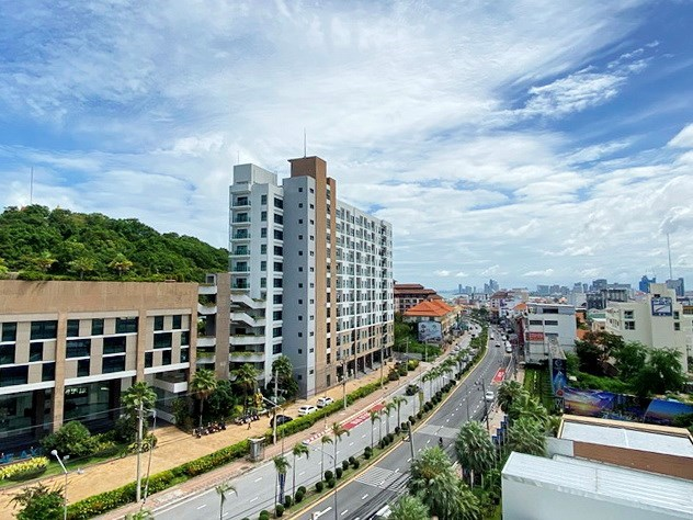 Condominium for Rent Pratumnak  - Condominium - Pratumnak Hill - Pratumnak Hill